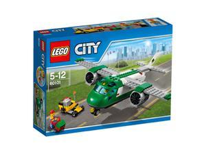 LEGO City 60101 Samolot transportowy - 2834507482