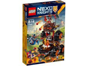 LEGO Nexo Knights 70321 Machina oblężnicza generała Magmara - 2834507496