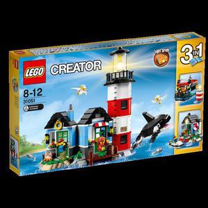 LEGO Creator 31051 Latarnia morska - 2834507525