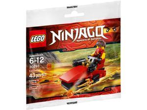 LEGO Ninjago Polybag 30293 Kai Drifter - 2835177955