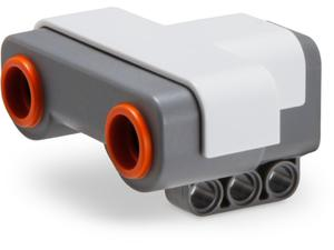 LEGO Mindstorms NTX /EV3 9846 czujnik ultradźwiękowy