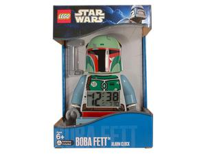 LEGO Star Wars 9003530 Budzik zegar Boba Fett - 2847621483