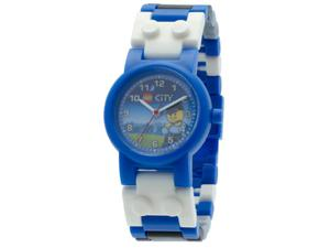 LEGO CITY 8020028 Zegarek policjant + figurka - 2836217202
