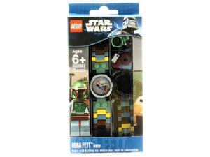 LEGO Star Wars 8020363 Zegarek Boba Fett - 2836439715