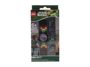 LEGO Star Wars 8020448 Zegarek Boba Fett - 2836439721