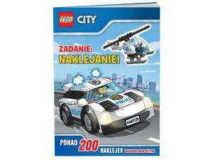 LEGO City LAS14 Zadanie: Naklejanie! - 2838062880