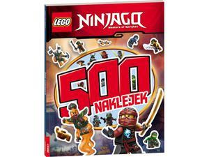LEGO Ninjago LBS702 500 naklejek - 2843322070