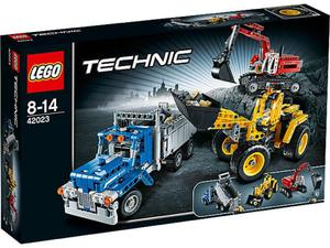 LEGO TECHNIC 42023 Maszyny Budowlane - 2847620961