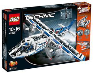 LEGO TECHNIC 42025 Samolot transportowy - 2833193533