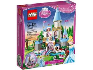 LEGO Disney Princess 41055 Zamek Kopciuszka - 2833193545