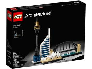 LEGO Architecture 21032 Sydney - 2844627509