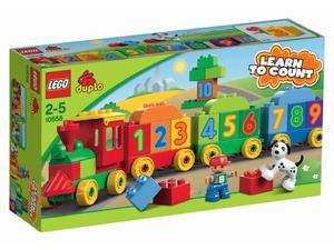 Sklep M Lego Klocki Lego Duplo Jeżdżący Pociąg Kolejka 5608