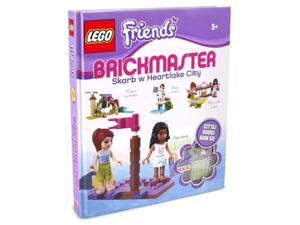 LEGO Friends Brickmaster LBM101 Skarb w Heartlake City - 2833193591