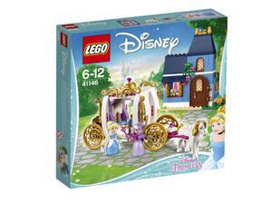 LEGO Disney Princess 41146 Czarodziejski wieczór Kopciuszka - 2849887724