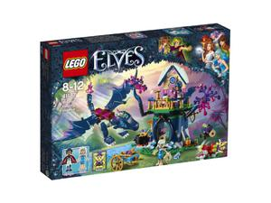 LEGO Elves 41187 Ukryta lecznica Rosalyn - 2849887726