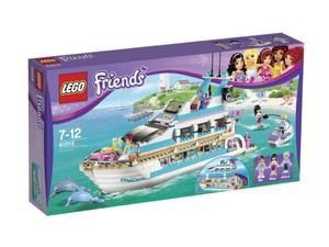 LEGO Friends 41015 Jacht - 2833193626