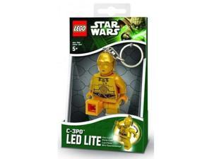Brelok latarka LEGO Star Wars LGL-KE18 LED C-3PO - 2833193635