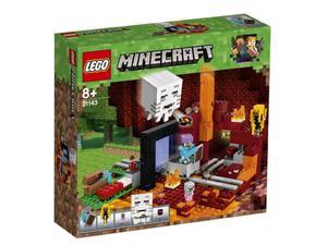 LEGO Minecraft 21143 Portal do Netheru - 2863009382