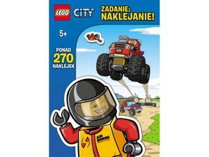 LEGO City LAS12 Zadanie naklejanie! - 2833193652