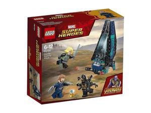LEGO Super Heroes 76101 Atak statku Outrider - 2862389657