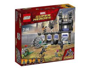 LEGO Super Heroes 76103 Atak Corvusa Glaive'a - 2862389659