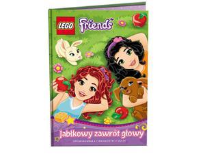 LEGO Friends LNR105 Jabłkowy zawrót głowy - 2833193658