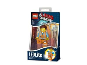 Brelok latarka LEGO Movie LGL-KE47 LED Emmet - 2833193696