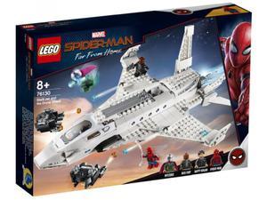 LEGO 76130 Super Heroes Odrzutowiec Starka i atak - 2862390227