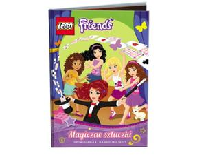 LEGO Friends LNR102 Magiczne sztuczki - 2833193739