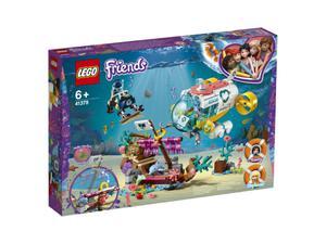 LEGO Friends 41378 Na ratunek delfinom - 2862390334