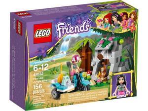 LEGO Friends 41032 Motocykl ratowniczy - 2833193786