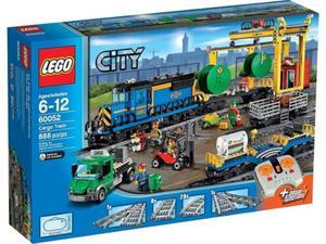 LEGO City 60052 Pociąg towarowy - 2833193850