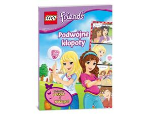 LEGO Friends LCO101 Podwójne kłopoty - 2833193886