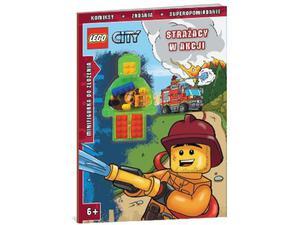 LEGO City LMJ2 Strażacy w akcji - 2833193888