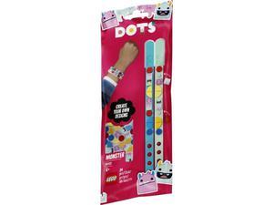 LEGO DOTS 41923 Bransoletki z potworkami - 2862391031