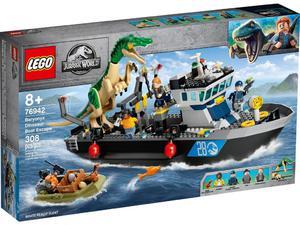 LEGO Jurassic World 76942 Barionyks i ucieczka  - 2862848788