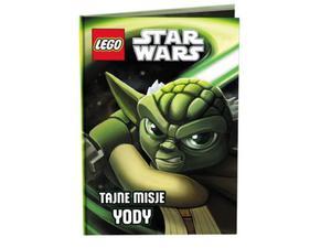 LEGO Star Wars LNR301 Tajne misje Yody - 2833193941