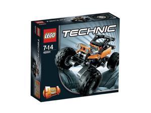 LEGO Technic 42001 Mały samochód terenowy - 2847621224