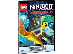 LEGO Ninjago GDLS61025 Reaktywacja, Część 1 (odcinki 1-4) - 2833193974