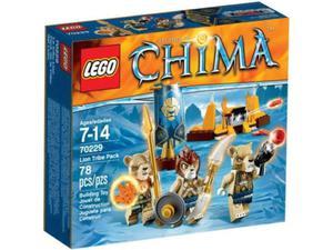 LEGO Chima 70229 Plemię lwów - 2833193988
