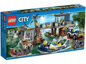 LEGO City 60069 Posterunek wodnej policji - 2833193992