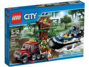 LEGO City 60071 Wielkie zatrzymanie - 2833194041