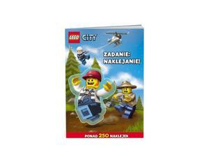 LEGO City LAS11 Zadanie: naklejanie! - 2833194114