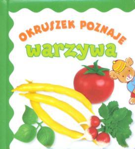 Okruszek poznaje warzywa - 2847900896