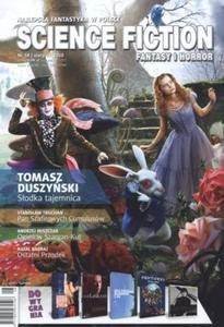 Science Fiction. Fantasy i Horror. Numer 58. Sierpień 2010 - 2847901044