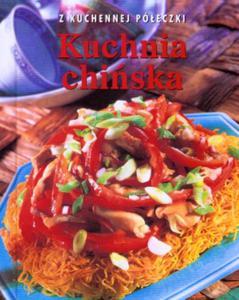 Kuchnia chińska. Z kuchennej półeczki - 2847901087