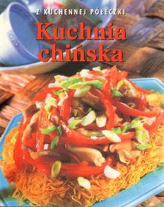 Kuchnia chińska. Z kuchennej półeczki - 2847901092