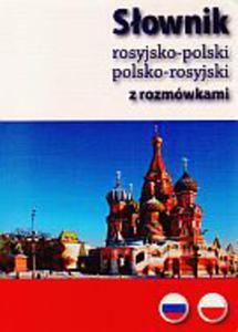 Słownik z rozmówkami rosyjsko-polski, polsko-rosyjski - 2847901124