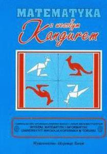 Matematyka z wesołym kangurem Poziom kadet i junior - 2833194953