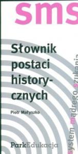 Słownik postaci historycznych - 2833195067
